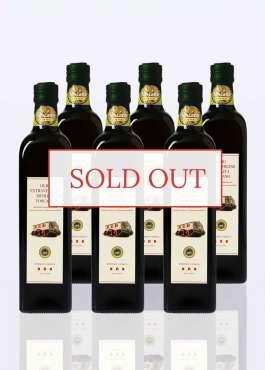 Extra virgin olive oil igp toscano 075lt 6 bottle sold out