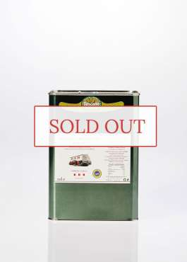 Extra virgin olive oil igp toscano 3lt can sold out