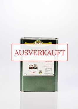 nativem Olivenöl extra igp toscano 3lt Kanister ausverkauft