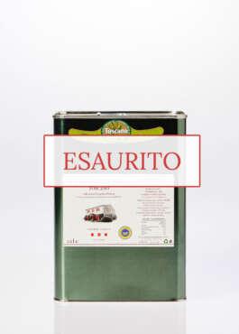 olio extravergine oliva 3 lt esaurito