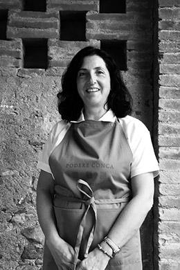 Simonetta Cerboneschi - Podere Conca Bolgheri
