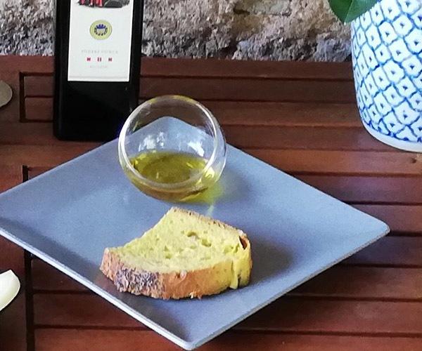 Degustazioni di olio extravergine di oliva a Podere Conca