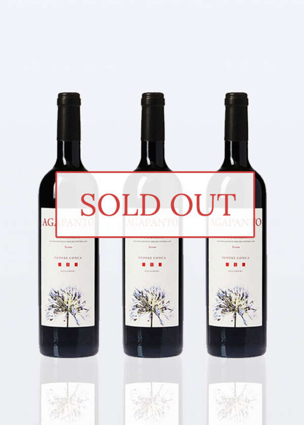 agapanto bolgheri red doc 3 bottle sold out
