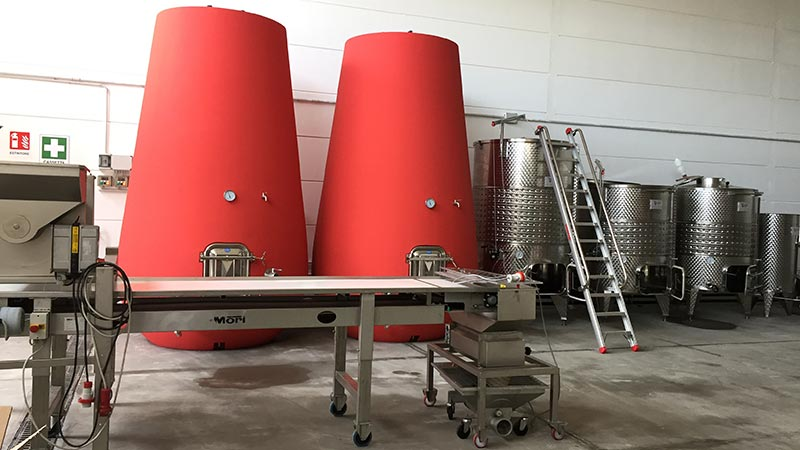 cave de propriété pour nos vins