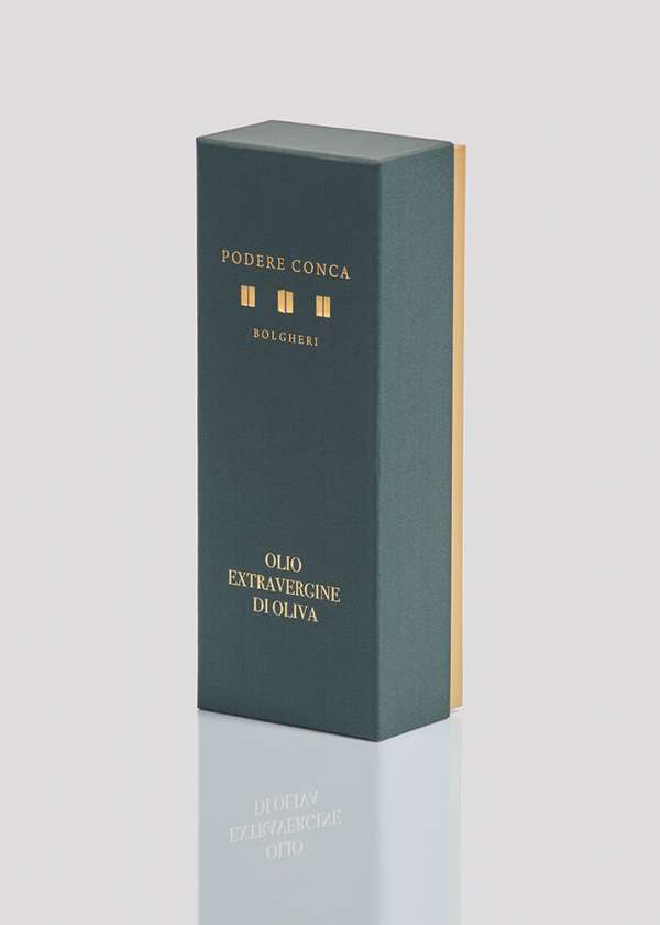 Boîte-cadeau huile olive extra vierge IGP Toscane