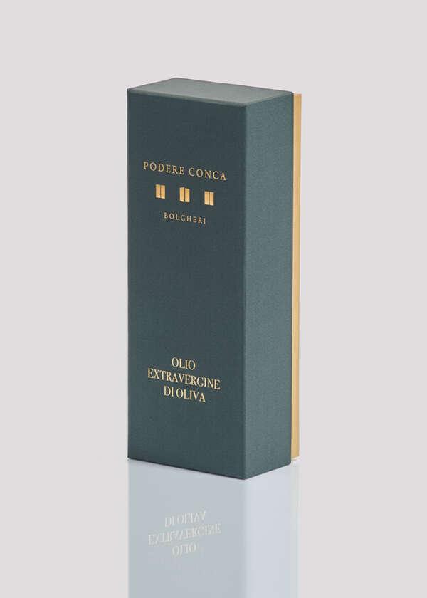 Confezione regalo Olio Extravergine oliva scatola