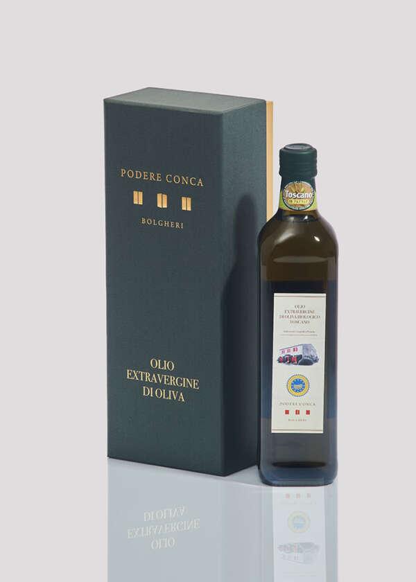 Confezione regalo Olio Extravergine oliva chiusa