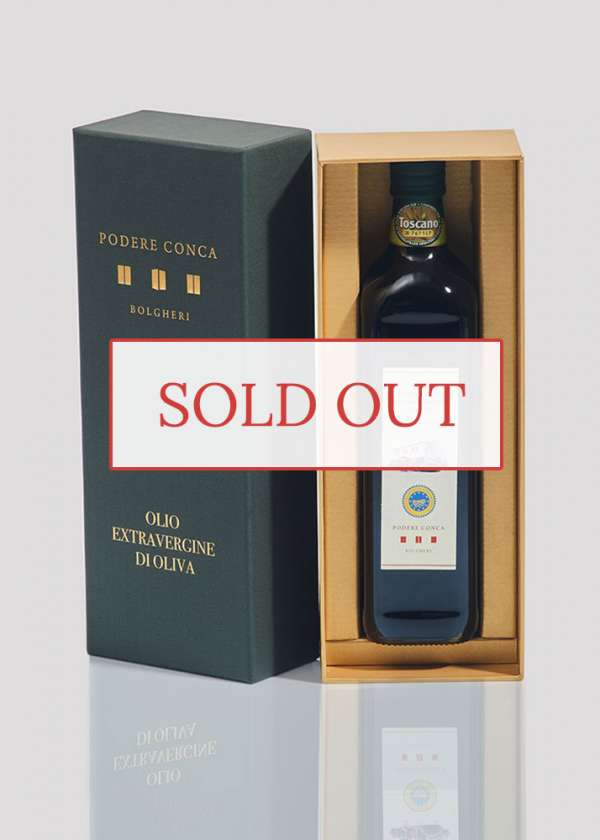 Gift Box Extra virgin olive oil igp toscano sold out