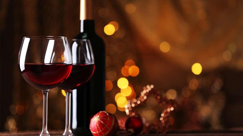 Confezione regalo di vini per Natale
