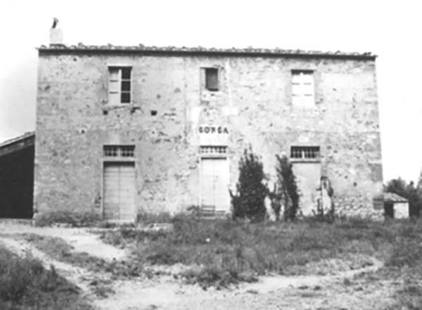 Histoire de Podere Conca maison