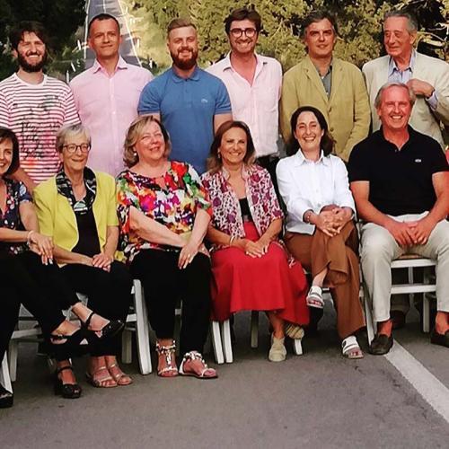 25 ans de DOC Bolgheri personnes